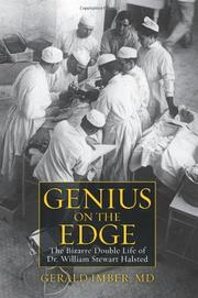 GENIUS ON THE EDGE by Gerald Imber