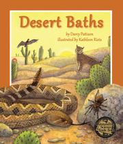 Cover art for DESERT BATHS