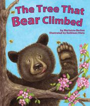 Book Cover for THE TREE THAT BEAR CLIMBED