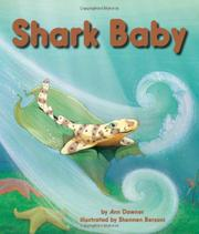 SHARK BABY by Ann Downer