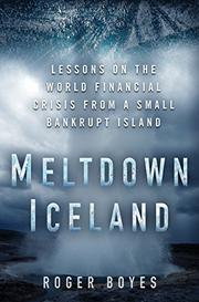 MELTDOWN ICELAND by Roger Boyes
