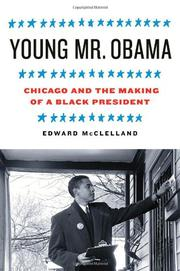 Book Cover for YOUNG MR. OBAMA