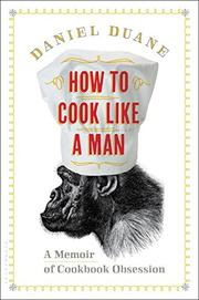 Cover art for HOW TO COOK LIKE A MAN