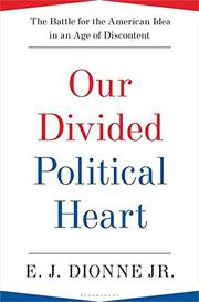 Cover art for OUR DIVIDED POLITICAL HEART