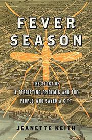 Book Cover for FEVER SEASON