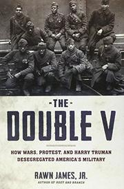 Cover art for THE DOUBLE V