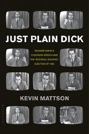 Cover art for JUST PLAIN DICK