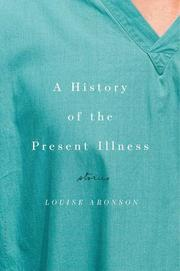 Book Cover for A HISTORY OF THE PRESENT ILLNESS