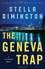 Book Cover for THE GENEVA TRAP