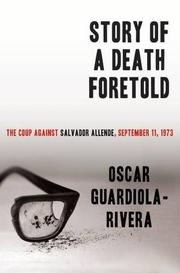 STORY OF A DEATH FORETOLD by Oscar Guardiola-Rivera