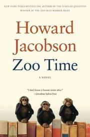 ZOO TIME by Howard Jacobson