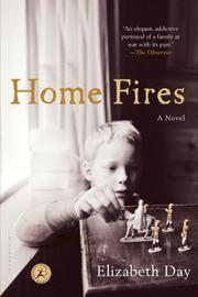 HOME FIRES by Elizabeth Day