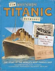 Book Cover for THE TITANIC NOTEBOOK