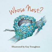 WHOSE NEST? by Victoria Cochrane