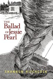 Cover art for THE BALLAD OF JESSIE PEARL