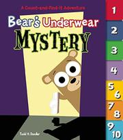 Book Cover for BEAR'S UNDERWEAR MYSTERY