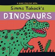 DINOSAURS by Simms Taback