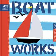 Cover art for BOAT WORKS