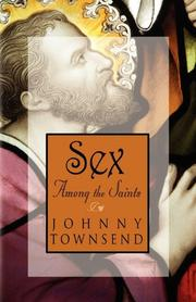 SEX AMONG THE SAINTS by Johnny Townsend