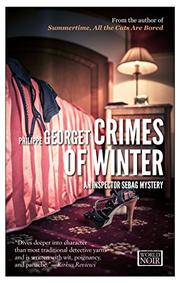 CRIMES OF WINTER by Philippe Georget