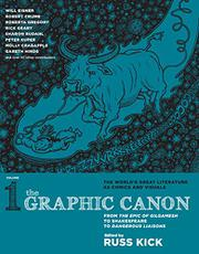 Cover art for THE GRAPHIC CANON