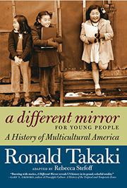 Book Cover for A DIFFERENT MIRROR FOR YOUNG PEOPLE