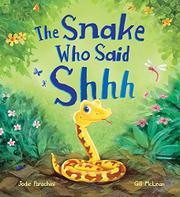 THE SNAKE WHO SAID SHHH... by Jodie Parachini