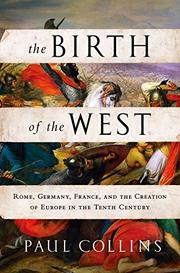 Book Cover for THE BIRTH OF THE WEST