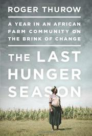 Book Cover for THE LAST HUNGER SEASON