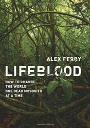 LIFEBLOOD by Alex Perry