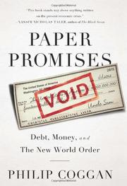 PAPER PROMISES by Philip Coggan