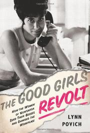Cover art for THE GOOD GIRLS REVOLT
