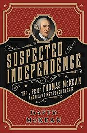 SUSPECTED OF INDEPENDENCE by David McKean