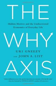 THE WHY AXIS by Uri Gneezy