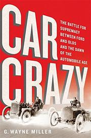 CAR CRAZY by G. Wayne Miller