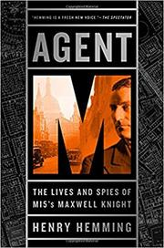 AGENT M by Henry Hemming