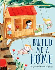 BUILD ME A HOME by Emily Bannister
