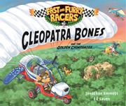 CLEOPATRA BONES AND THE GOLDEN CHIMPANZEE by Jonathan Emmett