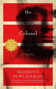 Cover art for THE COLONEL