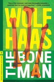 Book Cover for THE BONE MAN