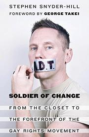 SOLDIER OF CHANGE by Stephen Snyder-Hill