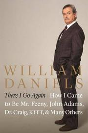 THERE I GO AGAIN by William Daniels