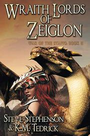 WRAITH LORDS OF ZEIGLON by Steve Stephenson