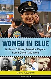 WOMEN IN BLUE by Cheryl Mullenbach