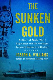 SUNKEN GOLD by Joseph A.  Williams