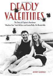 DEADLY VALENTINES by Jeffrey Gusfield