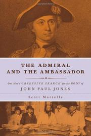 THE ADMIRAL AND THE AMBASSADOR by Scott Martelle