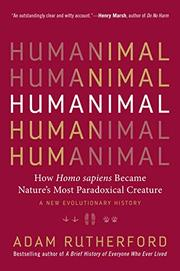 HUMANIMAL by Adam Rutherford