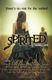 SPIRITED by Kat O'Shea