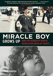 Book Cover for MIRACLE BOY GROWS UP
